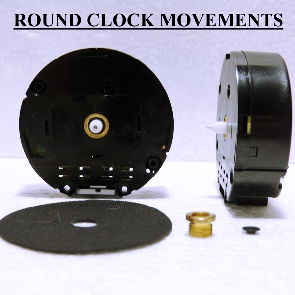 Our Full Range Of Quartz Clock Replacement Movements Buy