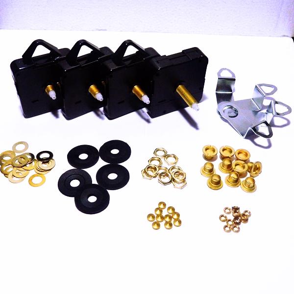 Quartz Clock Movement & Hand Kit Bulk Buys, Accessories & Fittings