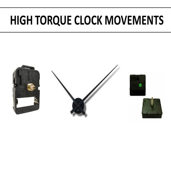 High Torque Replacement Movements