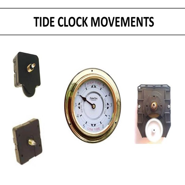 Tide Clock Replacement Movements