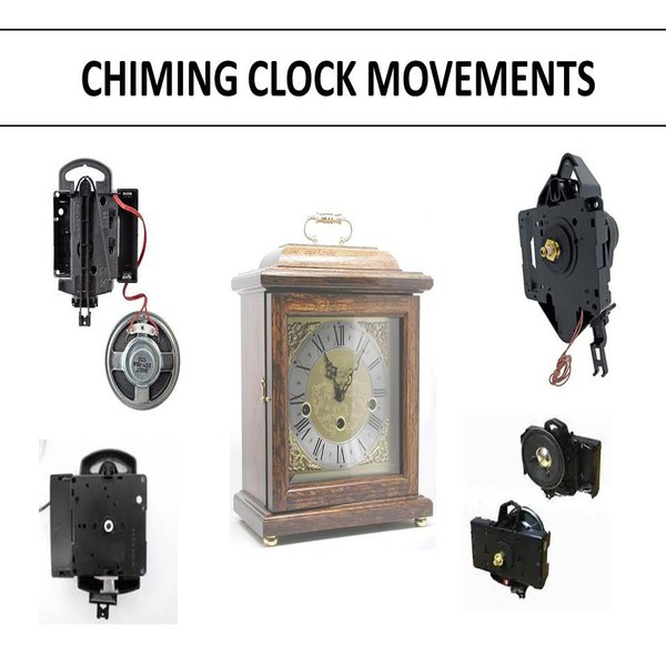 Chiming / Striking Replacement Movements