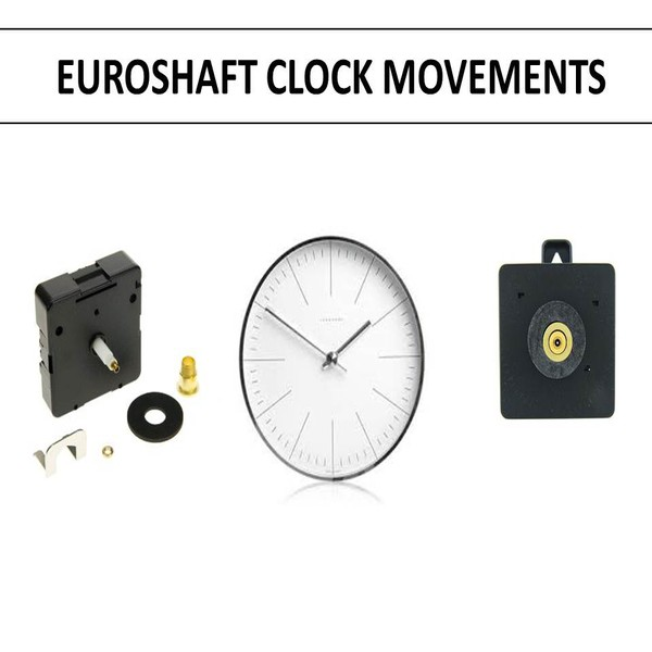 Euroshaft Replacement Movements