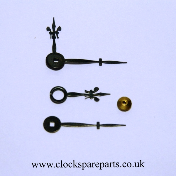 Kienzle carriage clock hands