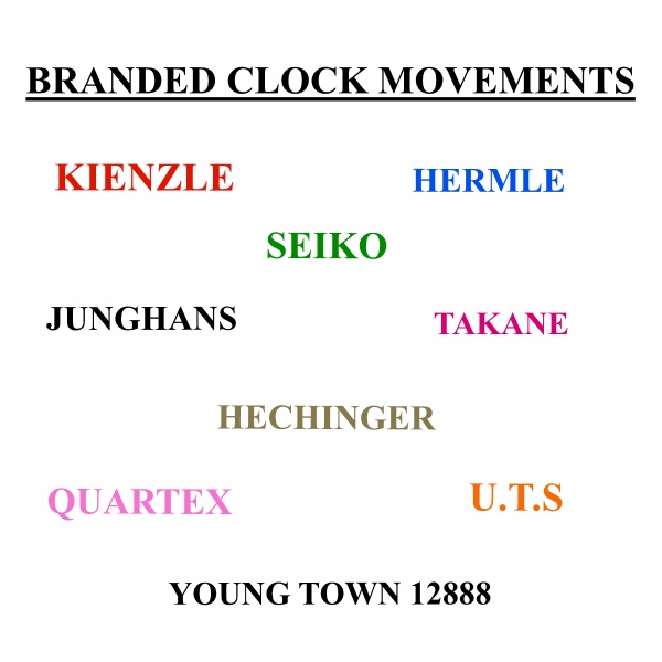 Branded Replacement Movements