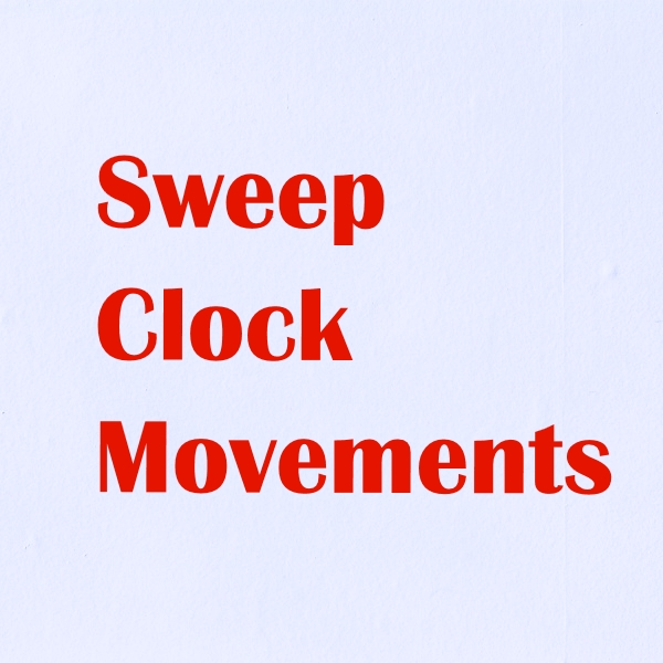 Sweep Movements with Hands