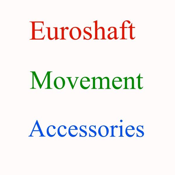 Euroshaft Accessories