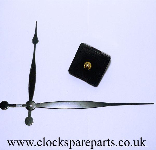High Torque clock hands