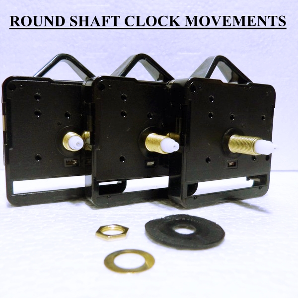 Round Shaft Replacement Movements