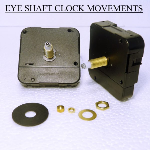 Eye-shaft Movements
